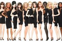 MINI SOCIETY / Barbie dolls, celebrity dolls, ion dolls, designer dolls, miniature dolls, family dolls, fashion dolls, wedding dolls,  / by TLE Dollhouse