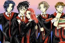 The Marauders and Lily / by Lily Riverside