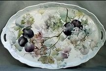 PORCELAIN, POTTERY AND GLASS II / by Kathleen Byrne