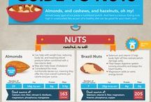 Useful Tips & Tricks / Some of our favorite infographics and tips to help lead a healthful lifestyle!