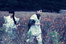 """kielo; SS13 """"Ligeia"""" Visual Campaign"""