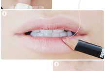 Beauty / #beauty #makeup #hair #nails #tutorial #inspiration #beautiful #girl #bun #lipgloss #mascara #love #followforfollow #follow4follow