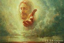 Wolken - Mysteriös / God / by Smitha Mormin