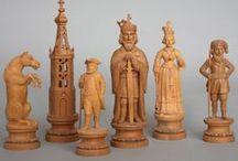 chess I / celé soupravy