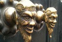 door handles / dveřní kliky a madla