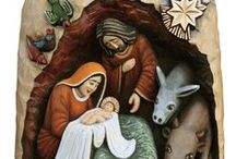 christmas - holy family / Svatá rodina