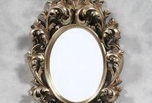 frames I / Rámy pro obrazy a zrcadla,převážně oválné.