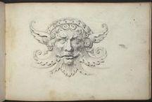 drawings for carving / návrhy a inspirace pro řezbu
