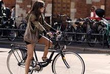 bicycle and rider I / kolo na každý den a pro každého