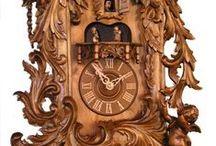 clocks - cuckoo / kukačky