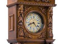 clock III / sloupové hodiny