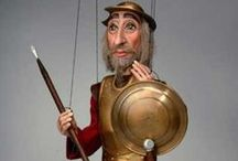 marionettes - men / loutky mužských postav