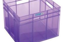 Cubes, Bins & Boxes - Our Products