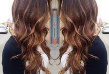 once my hair