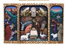 christmas -  nativities / betlémy