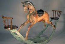 rocking horse / konik bujany / koń na biegunach