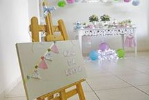 Owl Baby Shower Theme / Baby Girl Party