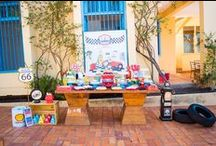 Snoopy Party Theme