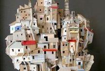 ART LESSONS: architecture