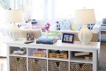 Organization: Living Room
