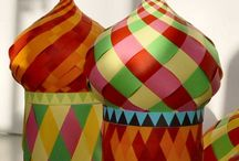 Crafts / cole knutselwerkjes om na te maken. / by Sophia van der Gugten