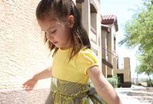 Mi niña / by Claudia Chase