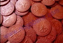 Self designed LARP coins, RPG coins, Rolle play coins, banknotes, money and a lot of nice stuff / Coins, Banknotes and a lot of nice stuff, for LARPer, Rolle player, RPG, Reenactment and Reenactors. Game money, Game coins, Play money, Play coins, Poker money, Poker coins, RPG coins, LARP money, LARP coins, Reenactment coins, Reenactment money and more