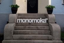 "about monomoka"" / Monomoka"" is created by twin sisters: Monika & Kasia Gwiazdowska."