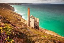 St Ives and other cornwall uk / favourite place on earth / by wilma coburn
