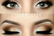 Eye Makeup / Here are some fabulous ideas and tutorials on doing your eye makeup!