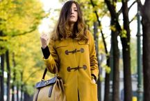 Fall Fashion Favorites / From the runway to everyday- find your inspiration for this season!  / by Up Magazine