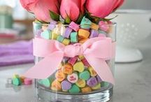 Valentines Day Crafts / Fun ideas for the holiday Valentines Day!