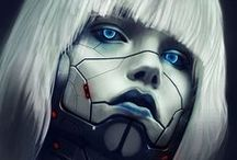 Mechs, Robots, Androids