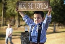 Ring Bearer Ideas