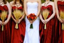 DIY Fall Wedding Ideas / Here are some creative ideas for a wedding in the fall season!