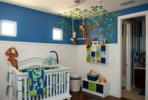 Baby Nurseries / Find fun ideas to decorate your babys nursery