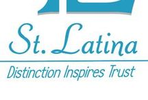 St. Latina / St. Latina's number one mission is to create a clear and strong voice for your business in order for you to identify yourself to potential clients.