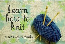 knitting ? maybe