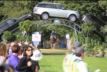 Land Rover Burghley Horse Trials 05/09/2013 / ROAD TOUR 2013 Land Rover Burghley Horse Trials 05/09/2013