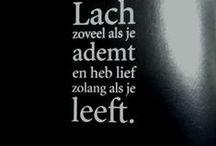 words / by Mieke De Rho