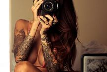 Sexy girly Tattoos