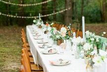 Outdoor Weddings / Weddings outside / by Whispering Pines Bed & Breakfast