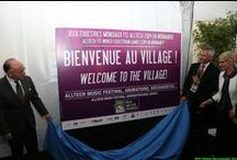 Games Village of Caen opening / by Alltech FEI World Equestrian Games™ 2014 in Normandy.