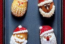 Kerst / Inspiratie voor de kerstdagen. Eten, versiering en cadeaus.