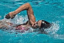 swimming°