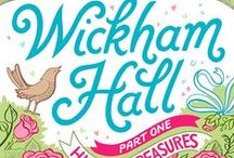 Wickham Hall by Cathy Bramley / My new romantic comedy Wickham Hall is out now! http://amzn.to/1EVZNib Set in a beautiful stately home open to the public, the story follows Holly Swift as she organizes weddings, festivals, fireworks displays and of course Christmas and unearths some earth-shattering secrets along the way...