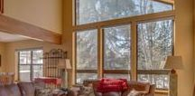 Powder Ridge Chalet / A quaint, small town offers close proximity to everything, without relying on a car to get around.  This adds to the true magic of staying at the Powder Ridge Chalet, a three bedroom Breckenridge vacation rental just a couple blocks from Main Street.