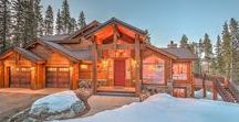 Morning View Lodge / Situated two miles from Main Street and tucked off the road on a large lot surrounded by mature trees you will want to return to this home-away-from-home time and time again.