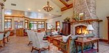 Gold King Retreat / If you were to take a moment and think of the perfect home for your next family reunion or corporate retreat, Gold King Retreat, a six bedroom Breckenridge vacation rental, would likely top your most opulent ideal.