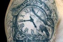 Relógios, bússolas